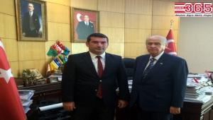 Okan Ertorun MHP İl Başkanlığı için adaylığını açıkladı
