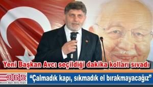 Saadet Partisi Bahçelievler'in yeni Başkanı Yaşar Avcı oldu