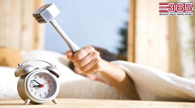 Sabahları dinlenmiş olarak mı uyanmak istiyorsunuz? İşte size 10 ipucu…