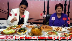 Bağcılarlı ev hanımlarının 'Yemek Yarışması' heyecanı…