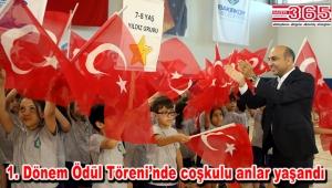 Bakırköy'de yaz spor okuluna katılan çocukların madalya sevinci…