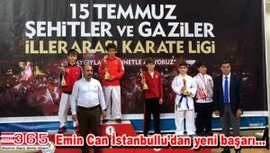 İhlas Koleji Karate Ligi'ni şampiyon bitirdi