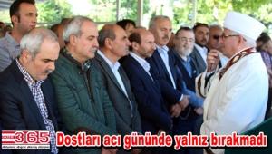 İş adamı Yüksel Hamzaoğlu'nun acı günü...