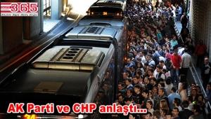 Karar alındı: İstanbul'da toplu ulaşım bayramda indirimli olacak