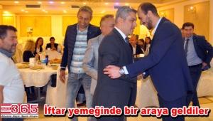 MHP Bağcılar İlçe Teşkilatı iftar sofrasında buluştu