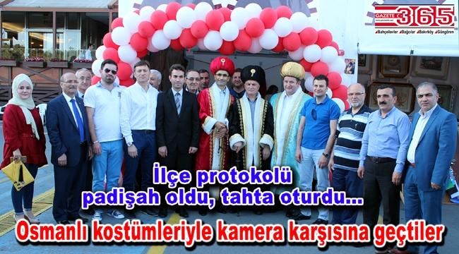 'Osmanlı Fotoğrafçısı' standının açılışına yoğun katılım yaşandı