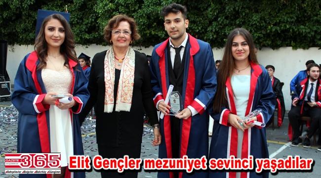 Özel Elit Gençler Koleji bu yıl da onlarca mezun verdi