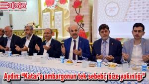 Saadet Partisi Bahçelievler Teşkilatı iftarda buluştu