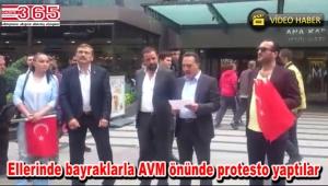 Şehit Aileleri Derneği'nden Bakırköy'deki o AVM'ye tepki…