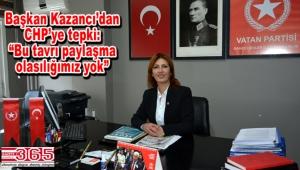 Vatan Partisi'nden CHP'nin 'Adalet Yürüyüşü'ne ilişkin açıklama…