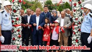 Bahçelievler'de '15 Temmuz Demokrasi ve Şehitler Sergisi' açıldı