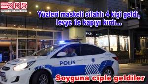 Bakırköy'de AVM'de kuyumcu soygunu: Kayıplara karıştılar