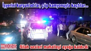 Güngören'de iki kardeş mahallede dehşet saçtı