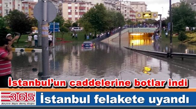 İstanbul altyapıda sınıfta kaldı: Bahçelievler, Bağcılar, Bakırköy, Güngören...