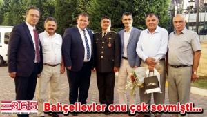 Personel Albay İsmail Hançerlioğulları'nın tayini çıktı