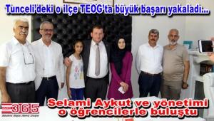 Tüm İstanbul Muhtarlar Federasyonu Çemişkezek'te...