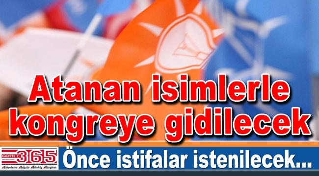 AK Parti'de kimlerin istifası istenilecek?..