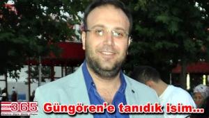 AK Parti Güngören İlçe Başkanı Bünyamin Baş oldu