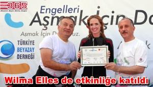 Bağcılarlı engelliler Saros'ta tüplü sualtı dalışı yaptı