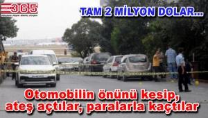 Bakırköy'de silahlı soygun dehşeti: 1 yaralı…