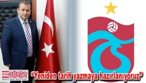 BTD Başkanı Aykut'tan Trabzonspor'un 50'nci yılı için kutlama mesajı…