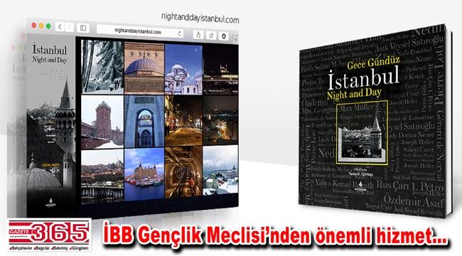 'Gece-Gündüz İstanbul' internet sitesi yayına başladı