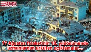 Kandilli'den korkutan açıklama: 7'nin üzerinde bir deprem olacak