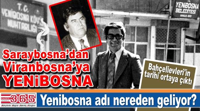Saraybosna'dan Viranbosna'ya YENİBOSNA