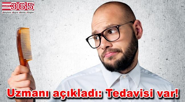 """Türk Dermatoloji Derneği'nden """"Erkeklerde saç dökülmesi"""" açıklaması…"""