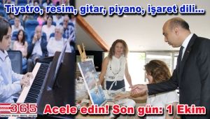 Bakırköy Belediyesi'nden İspirtohane'de ücretsiz sanat kursları…