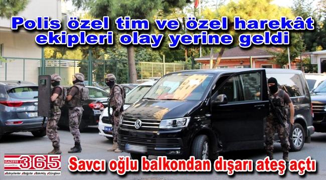 Bakırköy'deki o olayda savcı oğlu ve 4 kişi serbest…