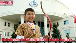 Magjan Canaltay 5 ay içinde Türkiye şampiyonu oldu