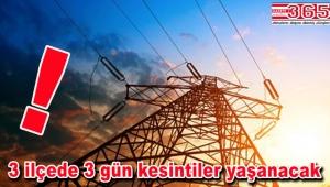Bahçelievler, Bakırköy ve Güngören'de elektrik kesintileri olacak
