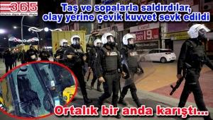 Bakırköy'de yürüyüş yolunda sabaha karşı yıkım gerginliği…
