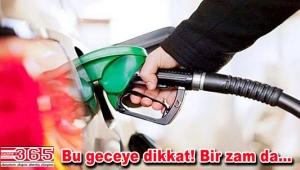 Benzin ve motorine zam geliyor! Litre fiyatı kaça yükselecek?
