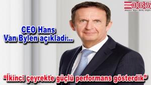 Henkel ikinci çeyrekte güçlü performans gösterdiğini ilan etti
