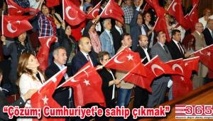'Söylev'in 90. yılı Bakırköy'de kutlandı