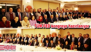 TÜM-FED Başkanı Selami Aykut'tan kongreye davet…