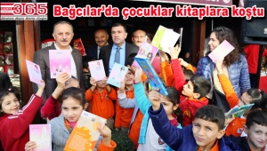 2. Çocuk Kitapları Fuarı açıldı