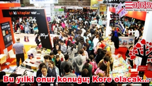 36. Uluslararası İstanbul Kitap Fuarı kapılarını açmak için gün sayıyor