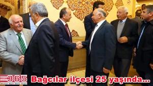 Bağcılar Belediyesi'nin kuruluşunun 25. yılı kutlandı