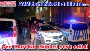 Bahçelievler'deki AVM'de silahlı şahıs paniği: 13 kişi gözaltında...
