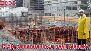 Bakırköy Cemevi inşaatında çalışmalar son sürat ilerliyor