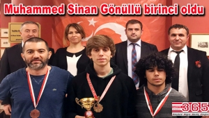 Bakırköy'de 'Atatürk Kupası Satranç Turnuvası' düzenlendi