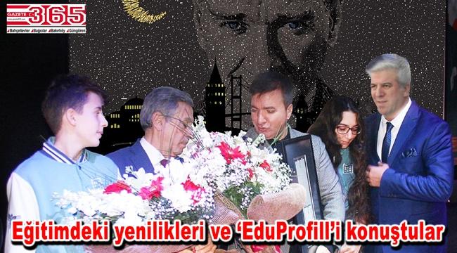 Devr-i Alem Eğitim Kolejleri Hamza Aydoğdu'yu ağırladı