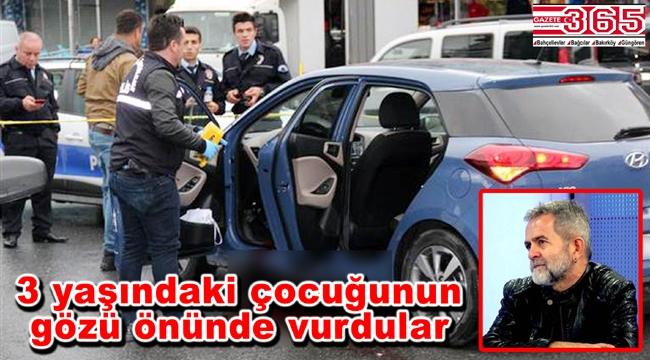 Gazeteci Ali Tarakçı'ya silahlı saldırı…