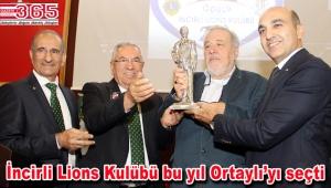 İlber Ortaylı'ya 'Atatürkçü Düşünceye Hizmet Ödülü' verildi