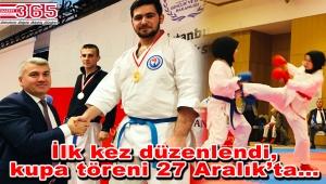 İmam hatipler arası karate şampiyonası zorlu mücadelelere sahne oldu
