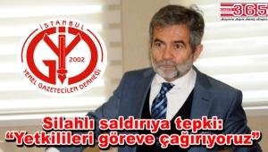 İYGAD Gazeteci Ali Tarakçı'ya yapılan saldırıyı kınadı