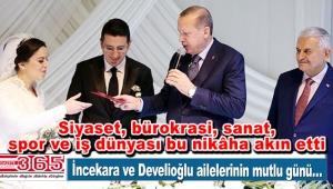Osman Develioğlu oğlu Ahmet Safa'yı evlendirdi